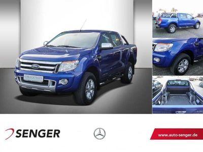 gebraucht Ford Ranger Automatik AHK Leder Sitzhzg