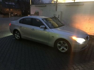 käytetty BMW 530 e60 i