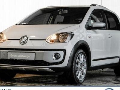 gebraucht VW cross up! 1.0 Navi Klima Einparkhilfe