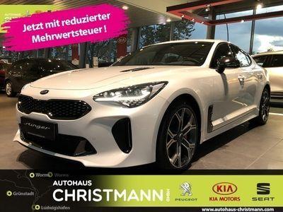 gebraucht Kia Stinger 3.3 V6 T-GDI 4WD GT *WINTERRÄDER*