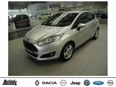 gebraucht Ford Fiesta 1.0 EcoBoost Powershift Titanium AUTOMATIK