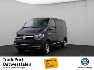 used VW Multivan T6Comfortline kurzer Radstand