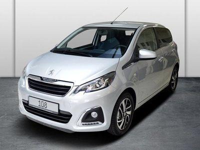 gebraucht Peugeot 108 Allure Pure Tech 82