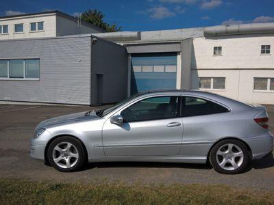 gebraucht Mercedes CLC200 Kompressor - Garantie Leder Panoramadach