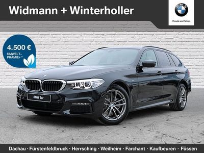 gebraucht BMW 520 d xDrive Touring M Sportpaket WLAN Klimaaut.