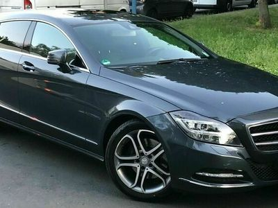 gebraucht Mercedes CLS250 Shooting Brake*73TKM*LED*LEDER*8FACH*