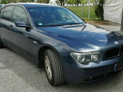gebraucht BMW 735L i
