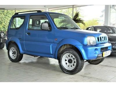 gebraucht Suzuki Jimny 4WD Classic Lifestyle