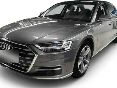 gebraucht Audi A8L A8 50 TDI EINZEL+KONTURSITZE B&O STANDHZG SD