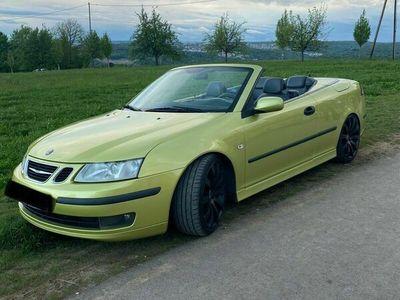 gebraucht Saab 9-3 Cabriolet 1.8 t Edition Hirsch Tuning