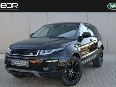 gebraucht Land Rover Range Rover evoque SE BlackEdition, DAB, Navi