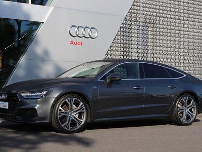 gebraucht Audi A7 Sportback 50 3.0 TDI quattro S tronic S line He