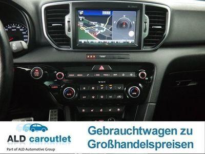 gebraucht Kia Sportage 2,0 CRDI AWD Aut. GT Line Geschlossen, 5