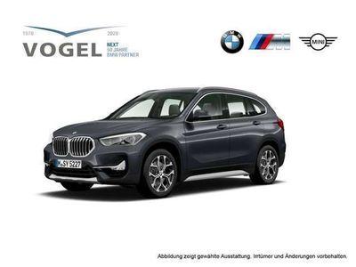 gebraucht BMW X1 sDrive18i xLine HiFi LED Navi Tempomat Shz