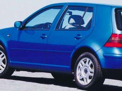 gebraucht VW Golf Generation IV Lim. 1,9TDI Klima Alufelgen
