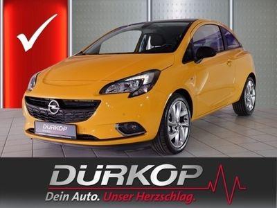 gebraucht Opel Corsa 1.0T Color Edition PDC Winterpaket IntelliLink Tempomat