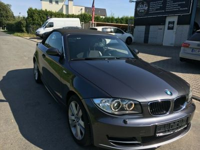 gebraucht BMW 120 Cabriolet