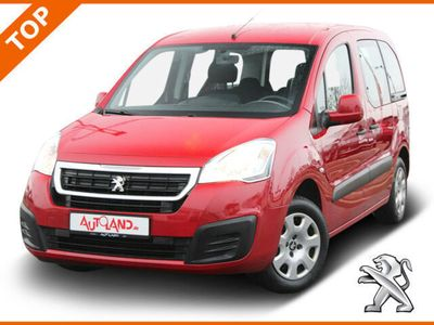 gebraucht Peugeot Partner Tepee 1.6 Active KLIMA TEMPO PDC 1.HD