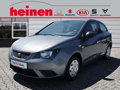 gebraucht Seat Ibiza SC Reference 1.4 16V *Klima / Allwetter*