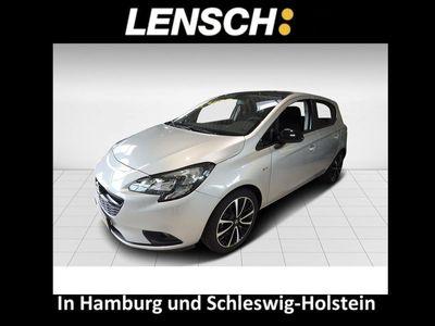 gebraucht Opel Corsa E 5T 1.4 Color Edition*IntelliLink*DAB+*