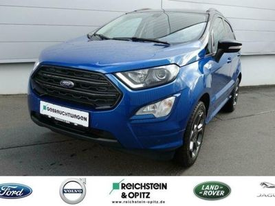 gebraucht Ford Ecosport 1.0EB ST-Line +PDC +FS-/Sitzhzg +CD