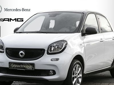 gebraucht Smart ForFour 66 kW *Passion*Einparkhilfe*Panorama*LED