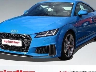 gebraucht Audi TT Coupé 45 TFSI quattro 180(245) kW(PS) S tronic