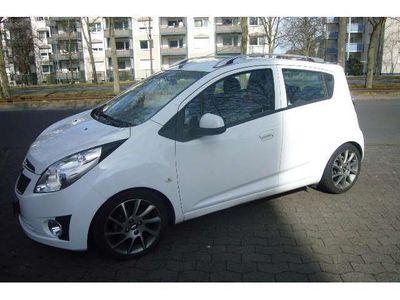 gebraucht Chevrolet Spark 1.2 LS Sportsline 1.Hand Euro5 Klima Alu 16 Zoll