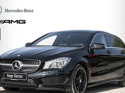 gebraucht Mercedes CLA250 4M SB*AMG*Comand*Standheizung*Xenon*Spur