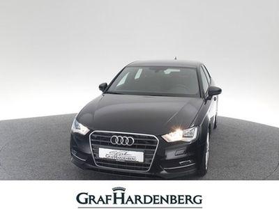 gebraucht Audi A3 Sportback 2.0TDI DSG s-line Navi GRA Einparkh