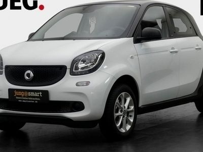 gebraucht Smart ForFour 52kW (71 PS) passion