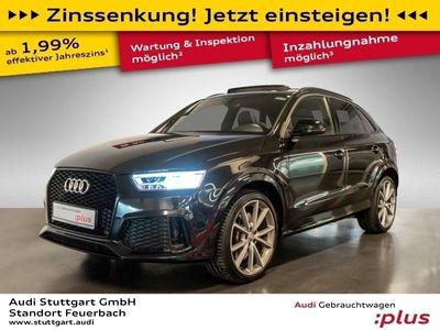 gebraucht Audi RS3 quattro2.5 TFSI LED Navi Leder Kamera 20''
