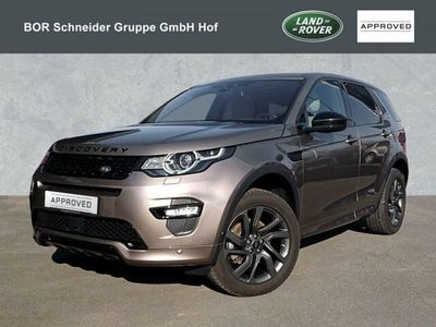 gebraucht Land Rover Discovery Sport TD4 132kW HSE Dynamic HUD, ACC