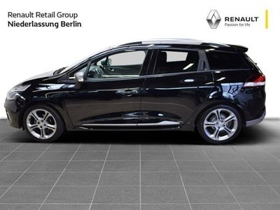 gebraucht Renault Clio GrandTour GT 4 1.2 TCE 120 ECO² ENERGY mit