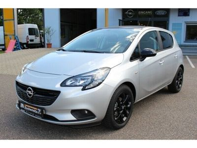 gebraucht Opel Corsa E Color Edition 1.4 EU6d-T 5T Klima SHZ Te