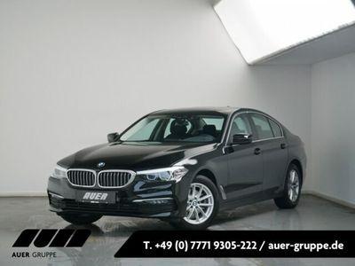 gebraucht BMW 520 d xDrive Limousine (Navi AHK Automatik LED)