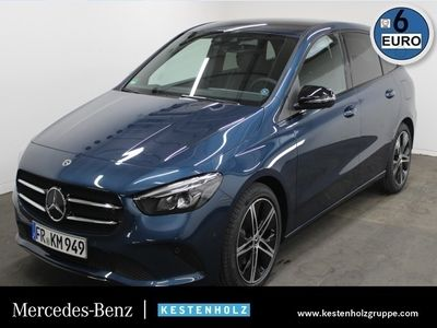 gebraucht Mercedes B200 LED AHK Night Kamera Spurhalt-Ass PTS Sitzh