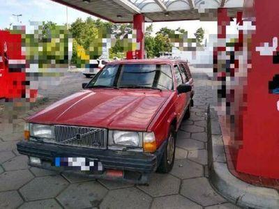 gebraucht Volvo 740 2,3 bj. 1987 fahrbereit HU 01/20 LPG Automatik
