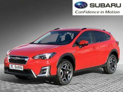 gebraucht Subaru XV 2.0ie Lineartronic Active e-BOXER MY2020 EYE-SIGHT+KLIMAAUT.+JUBI-AKTION