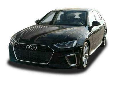 gebraucht Audi A4 A4Avant 35 TDI S-Tronic S-Line Navi Leder LED