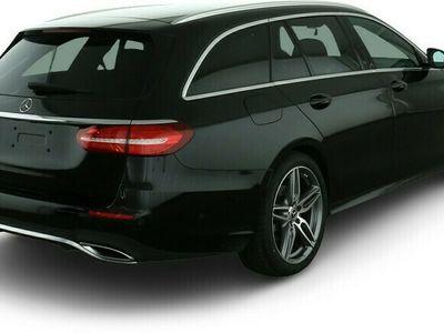 gebraucht Mercedes E300 E300 d T AMG Line LED/AHK/Kamera/Navi