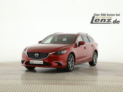 used Mazda 6 Kombi Sports-Line NAVI LEDER BOSE HUD LED ACC