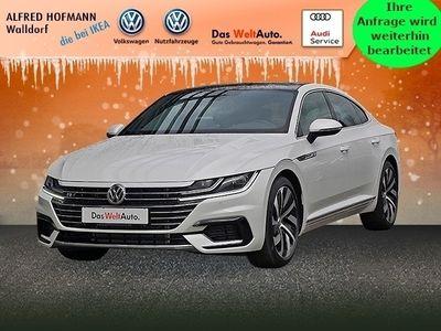 gebraucht VW Arteon 2.0 TDI R-Line DSG LED KLIMA LM
