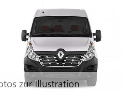 gebraucht Renault Master 2.3 dCi 135 3,3t L1H1 Front Basis Kurzzeitzulassung