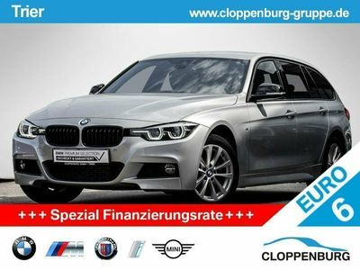 gebraucht BMW 320 d xDrive Touring Head-Up HiFi LED WLAN RFK