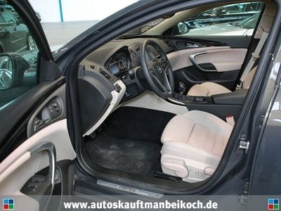gebraucht Opel Insignia 2.0 Turbo ST 4x4 Innov. Pano Xenon Navi