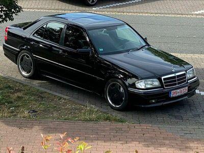 gebraucht Mercedes C36 AMG AMG als Limousine in blankenfelde
