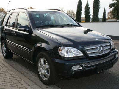 gebraucht Mercedes ML270 CDI