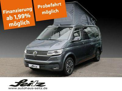 gebraucht VW California T6.12.0 TDI Beach Edition vorb. AHK*StandHZ*Markise