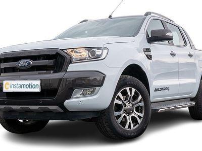 gebraucht Ford Ranger Ranger3.2 TDCI DOKA Wildtrak NAVI W-LAN ACC EU6